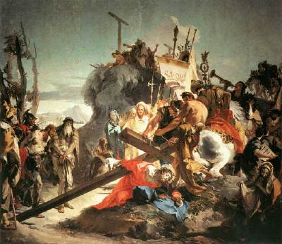 Tiepolo: Chemin de croix (1737)