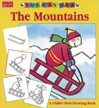 Kids Can Draw Mountains