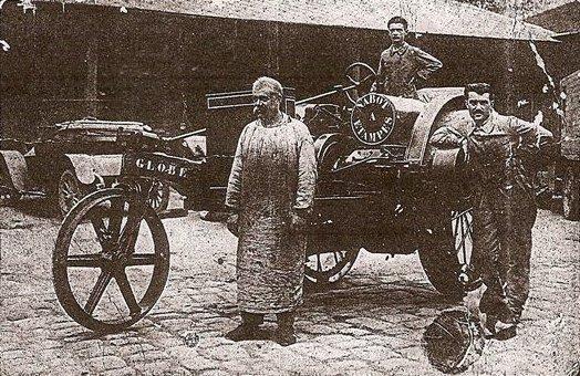Gustave nabot constructeur automobile tampois compilation for Garage citroen etampes