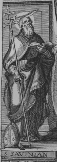 Den hellige Sabinian