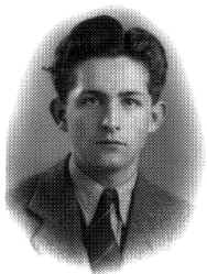 Maurice de Cheveigné en 1941 (© Maurice de Cheveigné, 1992)