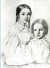 Victor Hugo Lettre Detampes à Léopoldine 1834