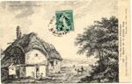 Paul allorge etampes en cartes postales s rie ee for Porte et fenetre verdun st basile