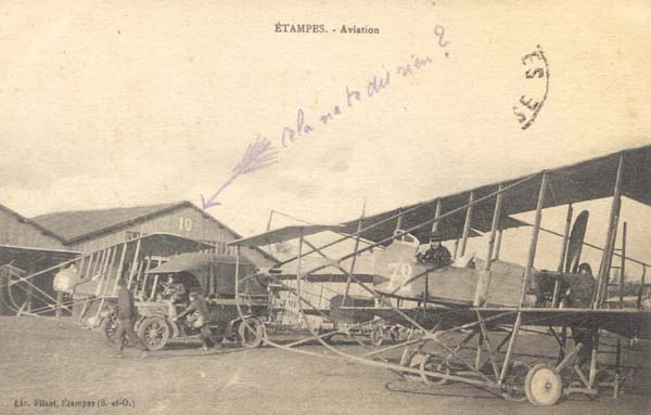 Etampes-Aviation (recto)