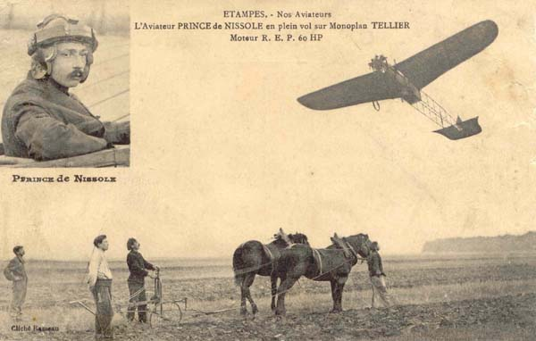 Etampes-Aviation: Eugène-J. Mérat