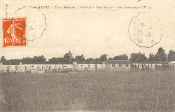 Ecole militaire d'aviation, panorama n°2