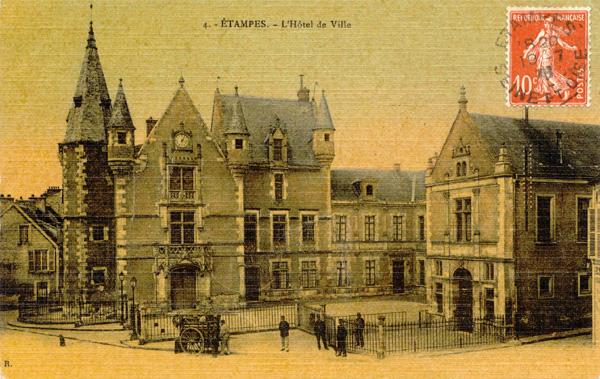 Roye Hotel De Ville Cpa